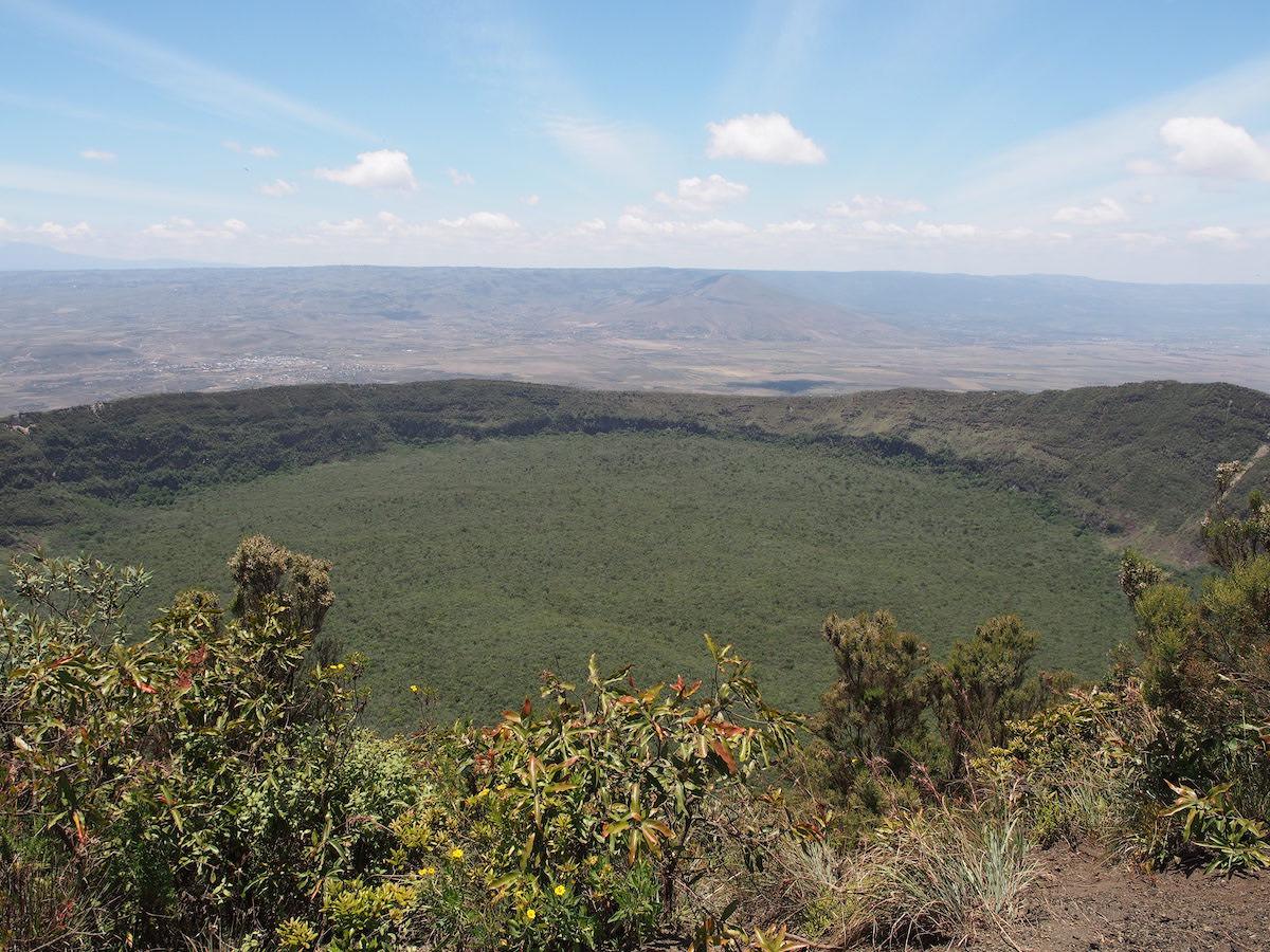 Afrikanisches Tagebuch #6 Mount Longonot und Naivashasee