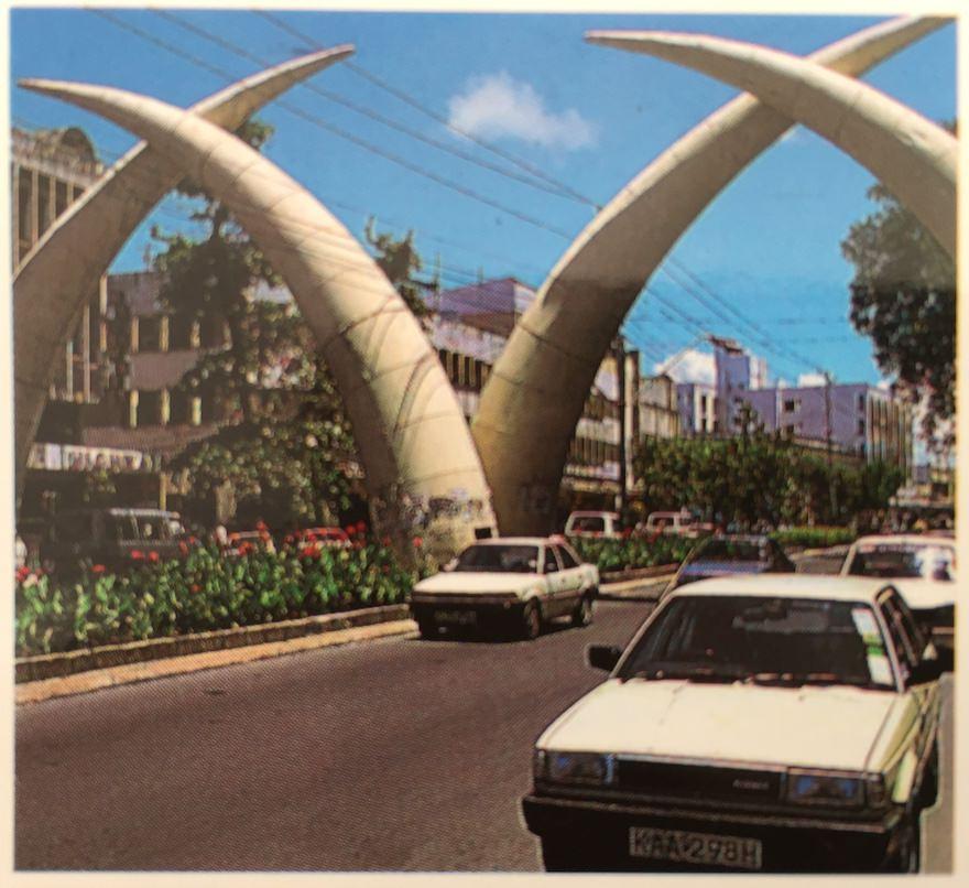Postkarte aus… Kenia
