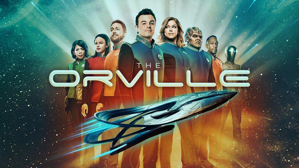 Die furchtlose Crew der Orville