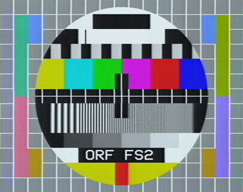 Testbild FS2 ORF