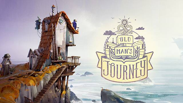 Old mans journey, intro bild