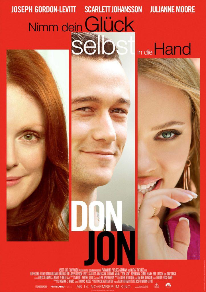 Don Jon Filmplakat